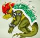 Draconian Beast Bowser aka ENDBOSS