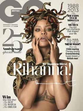 rihanna gq british