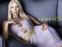 Lady Gaga Versace