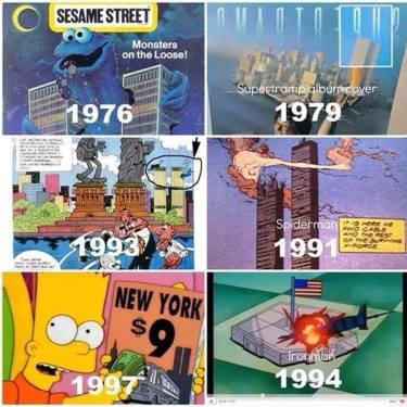 911 comics