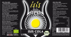 isis cola