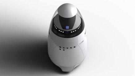 knightscope k5 autonomous data machine