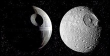 deathstar mimas mimus saturn moon