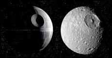 deathstar mimas mimus saturn moon