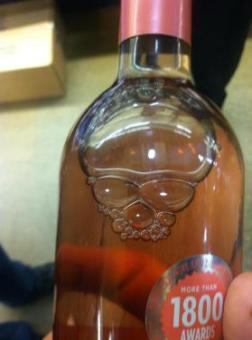 skull drank