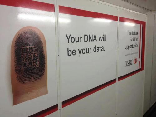hsbc dna data
