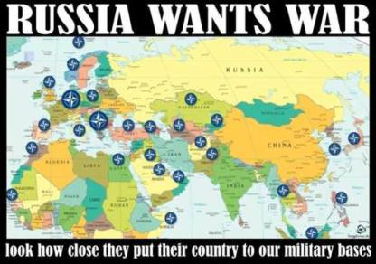 russia wants war