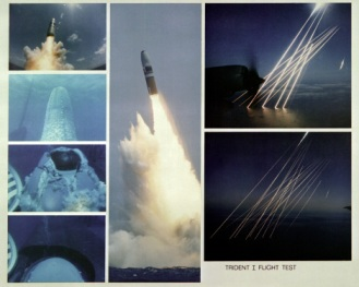 Trident missile