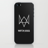 watch dogs logo handy