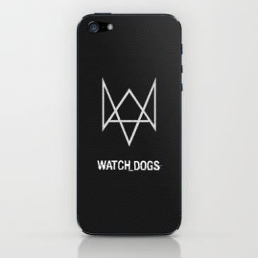 watch dogs logo handy