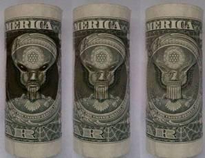 alien money