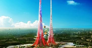 phoenix towers china