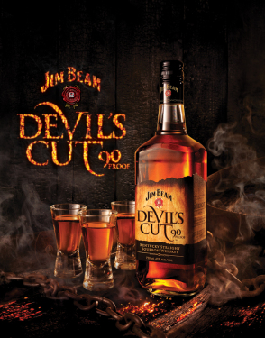 jim beam devils cut 90