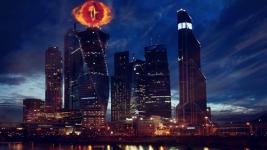 Eye of Sauron Moscow