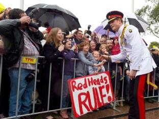 prince harry read heads rule