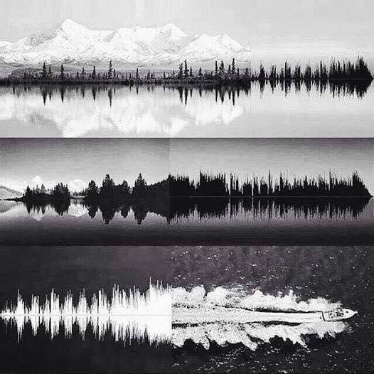 everything vibrates